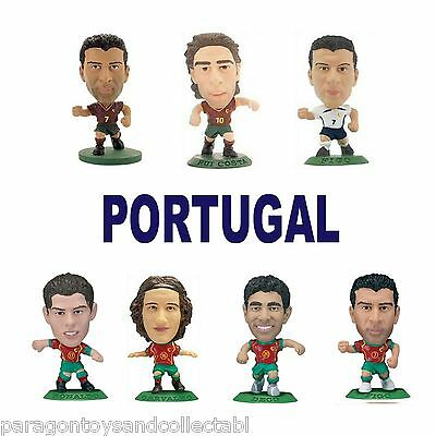PORTUGAL National Team MicroStars - UK Releases choice 10 different figures