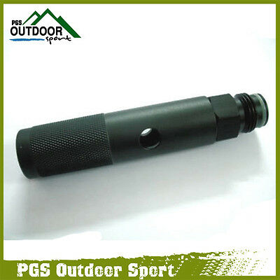 Paintball New Quick Change 12g CO2 Cartridge Adapter