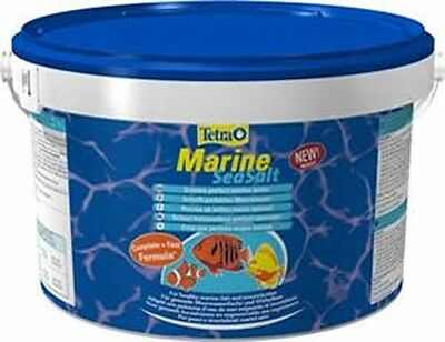 Tetra Marine Salt Aquarium Coral Reef Sea Salt Sea Water 8kg