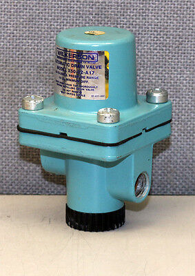 Wilkerson X50-02-A17 Automatic Drain Valve New