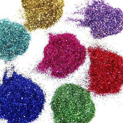 Ultra Fine Top Quality Glitter  Floristry  Wine Glass Nail Art Card Making
