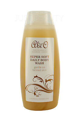 Abi O Super Soft Daily Body Wash Moistures & Hydrates Tanned Skin 250 ml