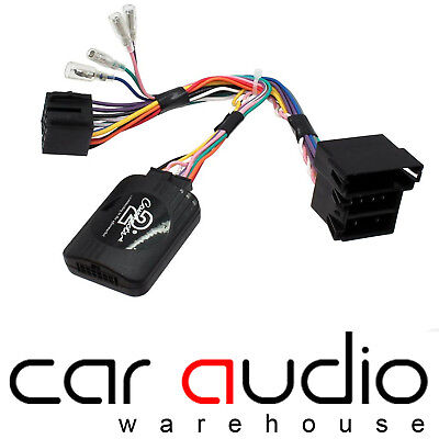 Alfa Romeo Giulietta 2010 On KENWOOD Car Stereo Radio Steering Wheel Interface