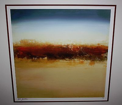 """RARE Piece of Art """"Acceleration 2"""" by Sean Jacobs - Artist's Proof Edition"""