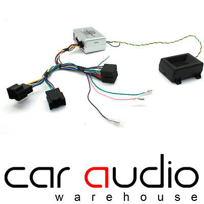 Chevrolet Traverse 08 On CLARION Car Stereo Radio Steering Wheel Interface Lead