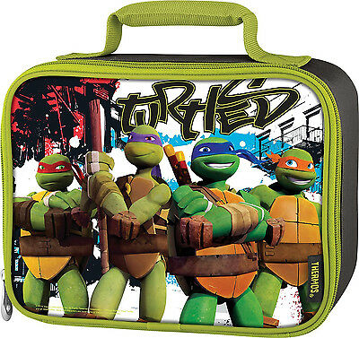Ninja Turtles Lunchbox By Thermos Co.