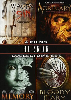 Horror Collector's Set (DVD, 2009) New