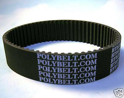 Delta Miter Saw Replacement 88 Tooth Belt 34-080 Type 1 & Type 2 P/N 42217133002