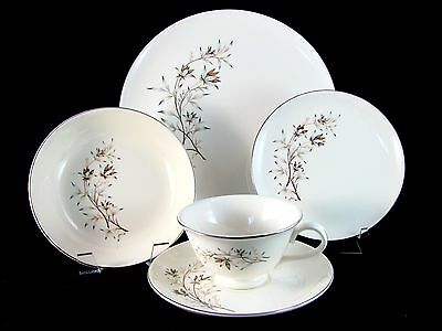 Taylor Smith Taylor Candlelight Dinnerware, 43 pc, Svc for 8 + Serving Pieces