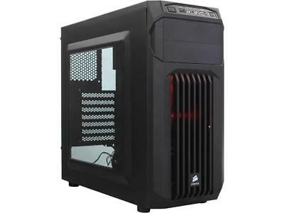 Corsair Carbide Series CC-9011050-WW SPEC-01 Black ATX Mid Tower Gaming Computer