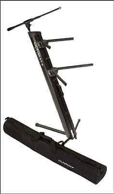 Ultimate Support Systems AX48PROPLUS APEX AX-48 Pro Column Keyboard Stand w/ Mic
