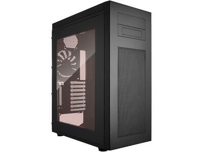ATX Full Tower Game Case - Rosewill - E-ATX, 2 PSU, 7 Fans - RISE
