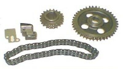 New Dual Row Timing Kit Chain Crank and Camshaft Gear and Tensioner MGA MGB