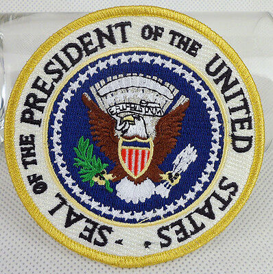 U.s. Seal Of The President Of The United States Patch -H080