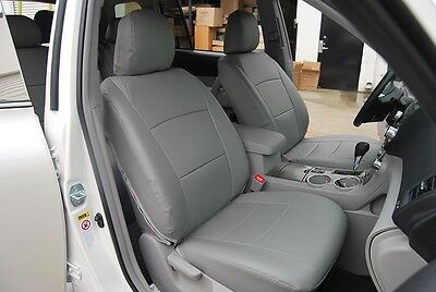 Toyota Highlander 2011-2013 Leather-Like Seat Cover