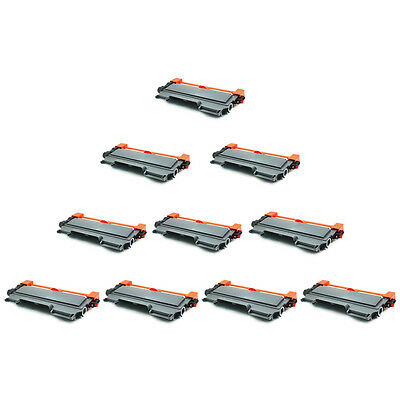 10PK For Brother TN-450 Toner Cartridge High Yield HL-2240 2270DW MFC-7360N