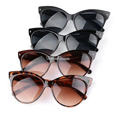 New Women's Vintage Style Shades Fashion Oversized Designer Sunglasses Eyewear