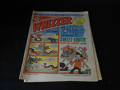 Whizzer and Chips 22nd November 1980