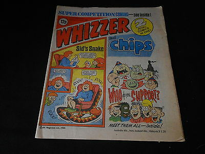 Whizzer and Chips 29th November 1980