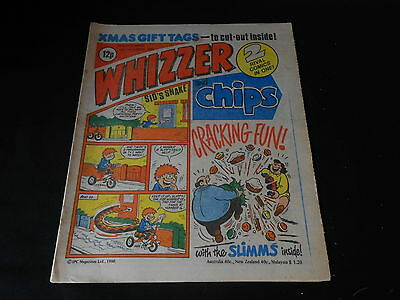 Whizzer and Chips 20th December 1980
