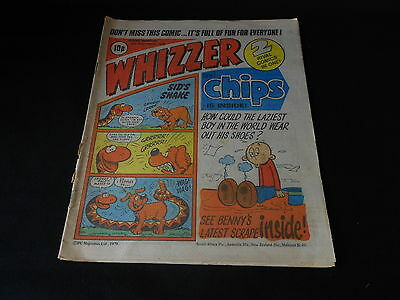 Whizzer and Chips 24th November 1979
