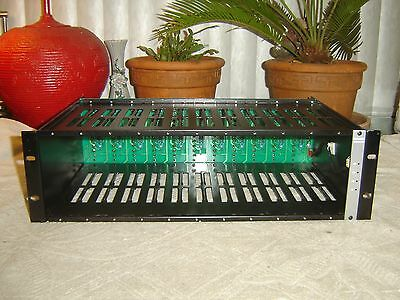 Aphex 9000R, 11 Unit Module Holder, Vintage Rack