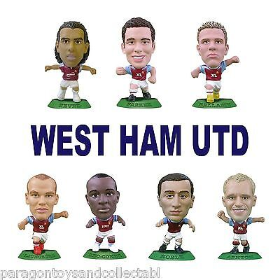 WEST HAM UTD MicroStars - UK Series 1, 2, 6, 15, 16, 17, 18 choice of 15 figures