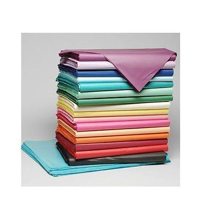 CHEAP LUXURY TISSUE PAPER WRAPPING QUALITY - ACID FREE SHEETS - 50cm x 75cm
