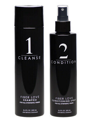 Wig Shampoo & Conditioner by Jon Renau - Synthetic Hair - Wigs / Hair Extensions
