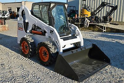 Refurbished Bobcat S175 Skid Steer Loader (Sn# A3L537133)