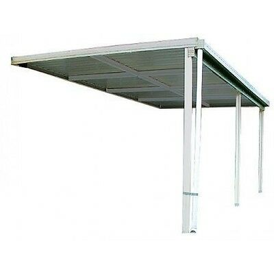 Absco Patio, Verandah Cover/Awning 3m x 6m Zincalume 30 Yr Warranty