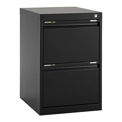 NEW 2 Drawer STATEWIDE Metal Filing Cabinet. Australian Made & Owned