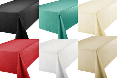 Luxury Linen Tablecloth Table Linen Napkins Placemats Table Runner All Sizes