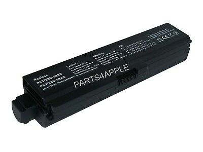Generic 9Cell Battery for Toshiba Satellite A665 A665D Laptop PA3817U-1BRS