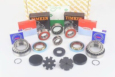 Mini Cooper / One 5 speed Getrag Gearbox GS5-52BG Pro Bearing & Seal Rebuild Kit