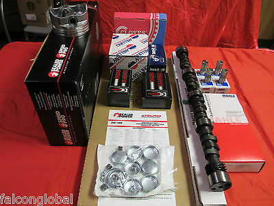 Jeep 150/2.5 MASTER Engine Kit Pistons+Rings+Cam+Lifters+Oil Pump+Bearings 94-95