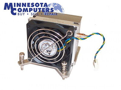 LOT OF 5 HP Heatsink with Cooling Fan Assembly for DC7700 SFF - 435063-001