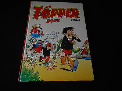 The Topper Book Annual 1983