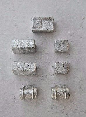 N Scale Under Carriage Accessory set for trucks by Showcase Miniatures (62)