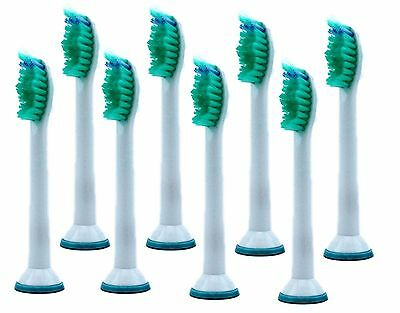 8PC Sonicare Toothbrush Heads Compatible with Philips Sonic HX6013 HX6730 HX6530