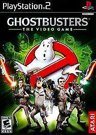 Ghostbusters: The Video Game  (Sony PlayStation 2, 2009) Complete  Fast Shipping