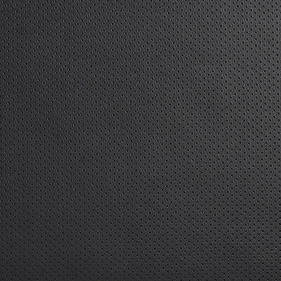 G100 Black Small Indented Square Patterned Marine Upholstery Vinyl By The Yard