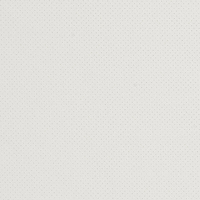 G104 White Small Indented Circle Patterned Marine Upholstery Vinyl By The Yard