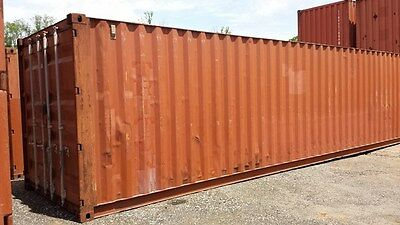 40' Cargo Shipping Container