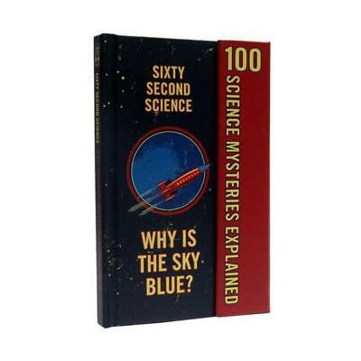 100 Science Mysteries Explained Book   60 Second Kids Books Mystery
