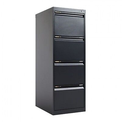 *BRAND NEW* STATEWIDE 4 Drawer Metal Filing Cabinet *All Colours*