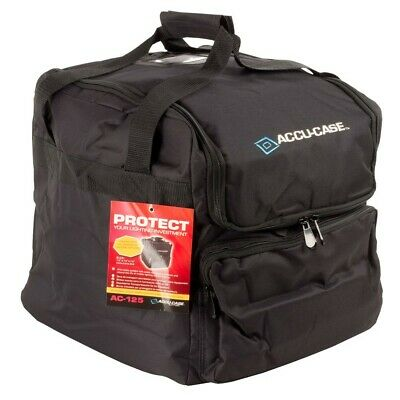 Accu-Case ASC-AC-125 Padded Soft Case Protective Carry Bag for Lighting Fixtures