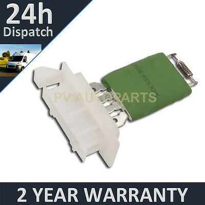 For Vauxhall Corsa B C Heater Blower Fan Resistor Motor Air Con Conditioning