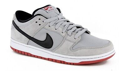 Nike DUNK LOW PRO SB Wolf Grey Anthracite-Light Redwood (D) (232) Men's Shoes