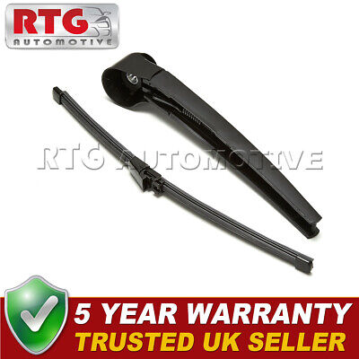 "For Volkswagen Polo Mk4 Hatchback 2002-2009 330Mm 13"" Rear Wiper Arm + Blade Kit"